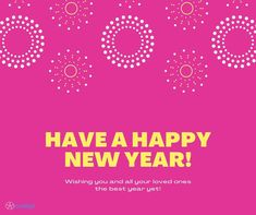 Email Marketing, Content Marketing, Social Media Marketing, Digital Marketing, Growth Hacking, Search Engine Marketing, Growing Your Business, New Years Eve, Happy New Year