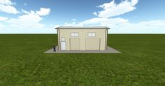 Cool 3D #marketing http://ift.tt/2uUTsXk #barn #workshop #greenhouse #garage #roofing #DIY