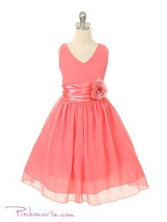 Also very cute and in a coral color to match my wedding