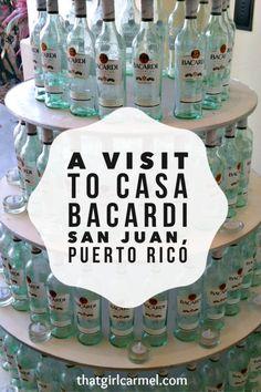 Casa Bacardi - San Juan, Puerto Rico