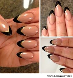 Awesome stiletto nails