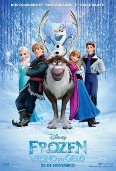 cartaz do filme frozen - Pesquisa Google