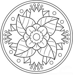 page of printable mandalas.great coloring tool for counselingo Mandalas Painting, Mandalas Drawing, Mandala Coloring Pages, Dot Painting, Colouring Pages, Adult Coloring Pages, Coloring Sheets, Coloring Books, Mandala Pattern