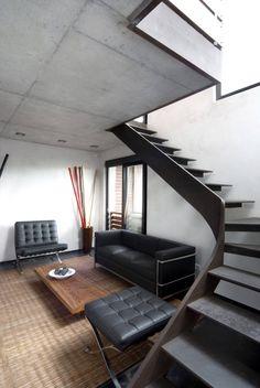 Le Corbusier & Mies van der Rohe