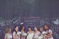 chalkboard backdrop @Chelsea Spurlock this is a cute idea... make a portable chalk board to use as background for Guest to take pictures :) use Yellow chalk ;)