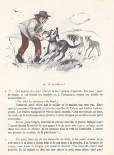 Manuels anciens: Delpierre, Furcy, Lire et parler CM1 (1967) : grandes images Learning French For Kids, French Language Learning, English Books Pdf, French Conversation, French Education, French Expressions, Learn French, Paris, Books To Read