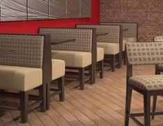 M582 Booths & Banquettes