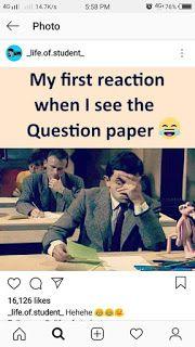 top 26 student memes – WordPress installed using Zesle Installer Exams Funny, Funny School Jokes, Crazy Funny Memes, School Memes, Funny Facts, Exams Memes, Funny Statuses, Funny Qoutes, Funny Relatable Memes