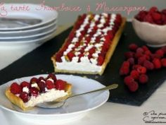 Raspberry and mascarpone pie Raspberry and mascarpone tart, picture 1 Berry Smoothie Recipe, Easy Smoothie Recipes, Easy Smoothies, Snack Recipes, Snacks, Mousse Mascarpone, Homemade Frappuccino, Coconut Milk Smoothie, Grilled Fruit