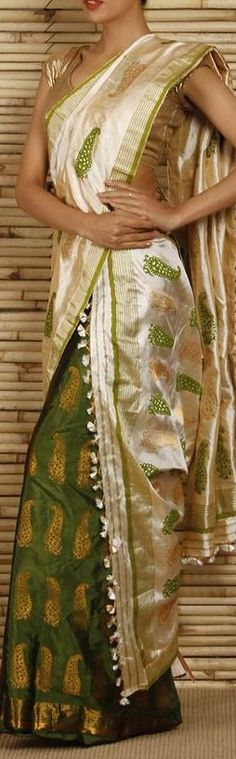 Online shopping from a great selection at Clothing & Accessories Store. Indian Silk Sarees, Indian Beauty Saree, Mekhela Chador, Indian Gowns Dresses, Lifestyle Clothing, Saree Dress, Half Saree, Saree Styles, Sumo