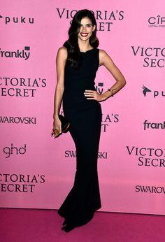 Sara Sampaio Photos: Arrivals at the Victoria's Secret Fashion Show Afterparty