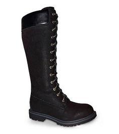 "Unionbay® ""Genevie"" Knee-High Combat Boots   Carson's"
