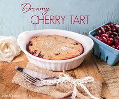 Dreamy Cherry Tart!