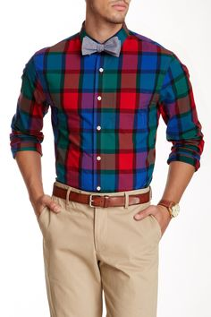 Poplin Standard Fit Shirt on HauteLook