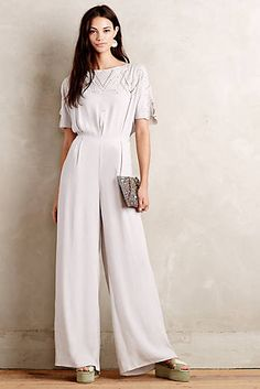 Acacia Embroidered Jumpsuit