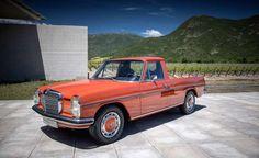 Mercedes-Benz 220D El Camino - Manufacturer