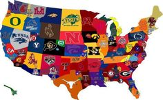 colleges of the usa