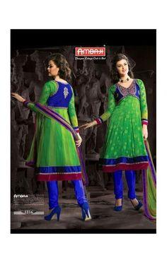 Pakistani Ethnic Indian Bollywood Salwar Suit Kameez New Designer Dress Anarkali #TanishiFashion
