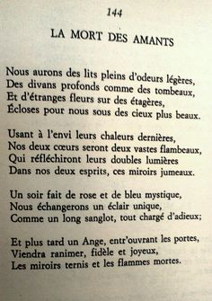 <3 Beaudelaire