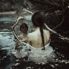 Interview: Alessio Albi's Evocative Portraits Blend the Natural Beauty of Women with Nature