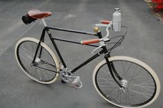 Tweed Run Bicycle