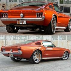 from – Amazing Colour von – Amazing Color Mustang Classic Mustang, Ford Classic Cars, Ford Mustang Fastback, Mustang Cars, 1967 Mustang, Us Cars, Car Wheels, American Muscle Cars, Amazing Cars