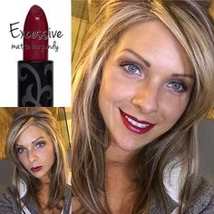 #excessive #lipstick !!! I just don't think there's a color I don't love!!!! Youniquebyyvonne.com