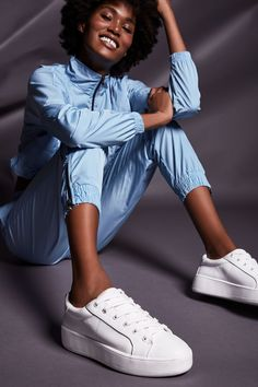 3d7107567d5 Embrace 90 s minimalism with these prototypical platform sneakers. BERTIE  looks cool with throwback sporty-