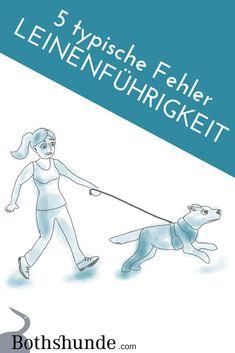 Leinenführigkeit Hund || Hund zieht an der Leine || Welche Leine soll ich nehmen? || Warum zieht mein Hund? || Wie trainiere ich an der Leine? Hier findest du 5 typische Stolperfallen bei der Leinenführigkeit. Bist du auch schon in eine davon getappt?