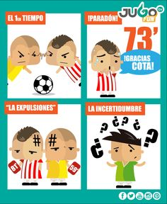 ¡Un #ClásicoNacional sin goles! Pero eso sí, dos expulsados...  Club América Chivas
