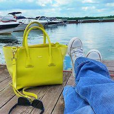 0d732ffa5ca47 Podoba Wam się ta torebka? Według nas i @justynatomanska bomba! Co  myślicie? Wittchen ma teraz super rabaty do 60% na swoje torebki!