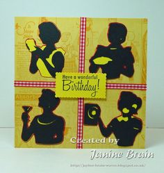 Happy Birthday Jules by Jay_Bee - Cards and Paper Crafts at Splitcoaststampers