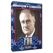 American Experience: FDR DVD - shopPBS.org