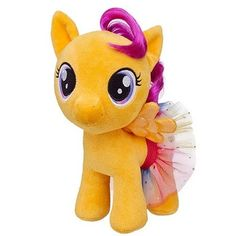 My Little Pony Ma Baoli small plush toy doll (two color into) Meng turned…