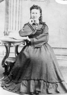 Catherine 'Kate' McBeth/ McBeath-McKay (Métis), photographed c. Born 1852 to Adam McBeath and Mary McKenzie; married 1873 to Thomas McKay (Métis farmer and political figure at Prince Albert SK); Canadian French, Fur Trade, Shia Islam, Canada, Political Figures, Prince Albert, Red River, First Nations, Interesting Stuff