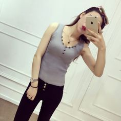 Crop Top cropped Halter Tops 2016 Women Debardeur Femme Knitted Blouses Cotton Vest Womens Off Shoulder Sexy Tops Woman Clothing