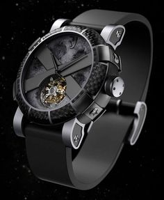 Moon Dust-DNA Watch    This Moon Dust-DNA series of watches, use real moon dust as well as rocket and spacesuit parts from NASA's Apollo 11 mission.