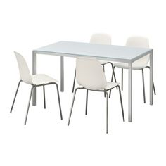 TORSBY / LEIFARNE Table and 4 chairs  - IKEA