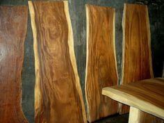 suar wood table, meja suar, suar wood slabs, suar wood dining tables