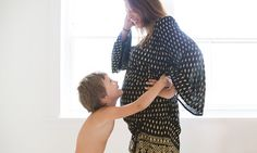 5 Ways to Answer Kids' Questions About Pregnancy, Birth and Babies