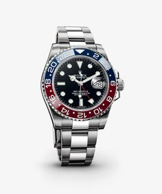 New Rolex GMT-Master II Watch: Baselworld 2014-M116719BLRO-0001