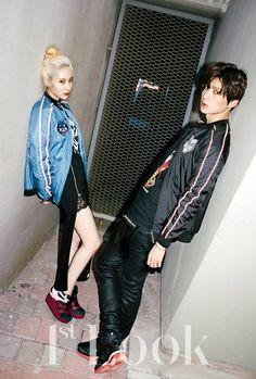 Krystal & AhnJaeHyeon <PUMA>