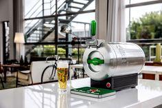 The Sub® par le designer Marc Newson pour Heineken