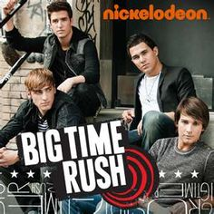 Big Time Rush!  taking my girls and Lauren in July....