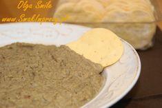 Pasta z bakłażana przepis Olga Smile Pasta, Cookies, Food, Crack Crackers, Biscuits, Essen, Meals, Cookie Recipes, Yemek