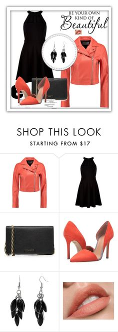 """""""Untitled #18"""" by samra-dzabija ❤ liked on Polyvore featuring T By Alexander Wang, New Look, Marc Jacobs, L.A.M.B. and Alexa Starr"""