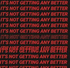 Niels Schneider, Depressed Aesthetic, Red Quotes, Exit Sign, Retro Aesthetic, Writing A Book, We Heart It, Depression, It Hurts