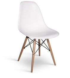 Ideal para despacho o salón, sillas estilo Eames Great for the home studio or a living room. Eames Desing chairs