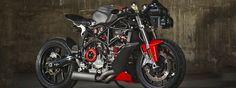 Ducati 749 por Apogee Motorworks