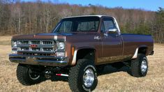 chevy 4x4 trucks #Gmctrucks